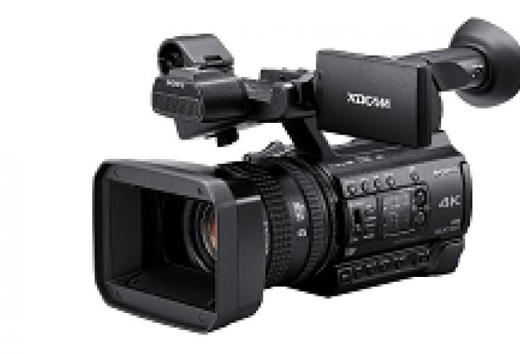 Sony takes wraps of PXW-Z150