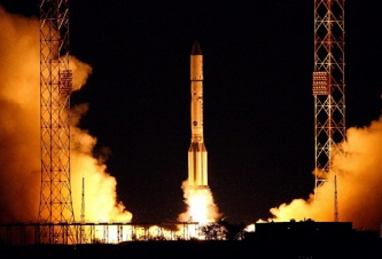 AsiaSat 9 blasts into orbit