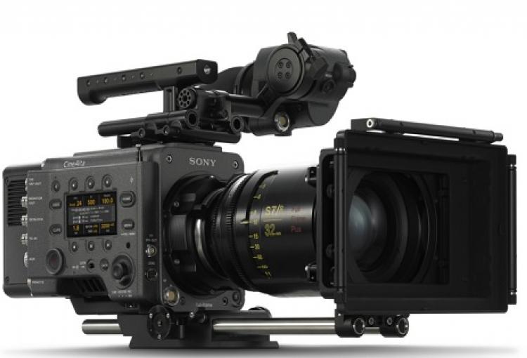 Sony set to shake up camera market with Venice