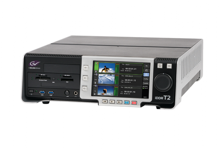 Grass Valley Introduces T2 Series 3, latest version of Digital Recorder/Player