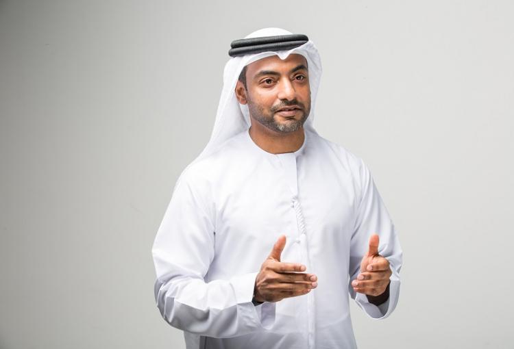 5 mins with Majed Al Suwaidi