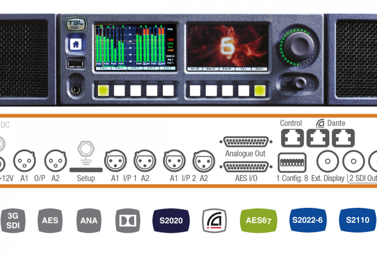 TSL Products PAM2-IP