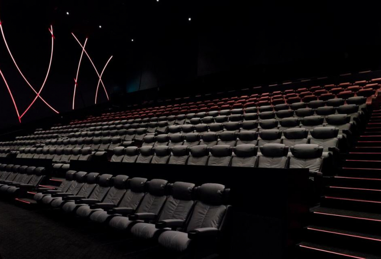 Sharjah set to open the UAE's largest IMAX cinema screen