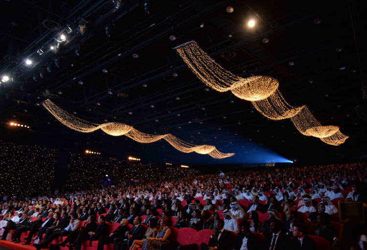 Next Dubai Film Festival will be in 2019; will now be held every two years;