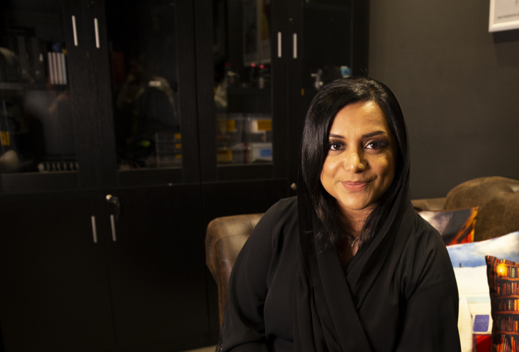 Shooting of Emirati filmmaker Nayla Al Khaja's new horror film commences