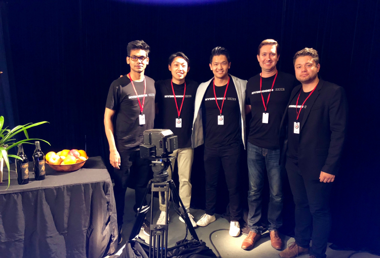 Lucid Partners with RED to Build 8K 3D/4-View Camera for Hydrogen One