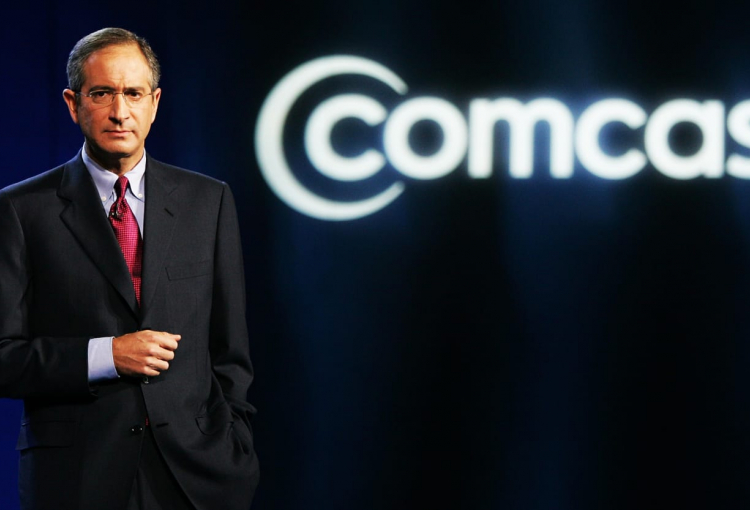 Comcast buys up over 30% Of Sky shares