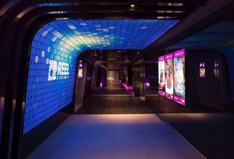 Reel Cinemas at The Dubai Mall wins Best Leisure Interior at Dubai Property Awards