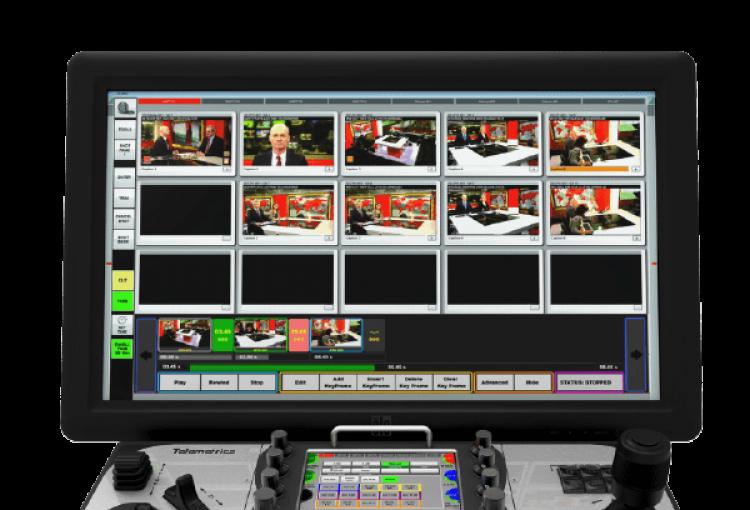 Telemetrics will showcase award winning camera control products at IBC