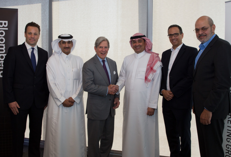 Bloomberg Asharq selects Avid for fully IP based news production facility