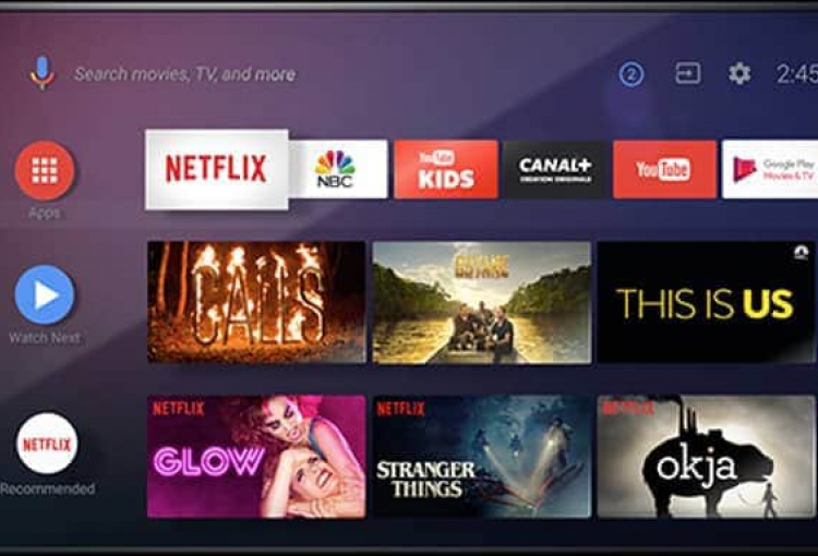 Nagra's OTT solution support for Android TV