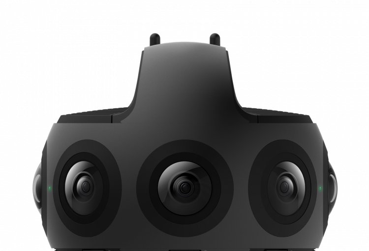Insta360 opens pre-orders for 11K eight-Lens VR Cinema Camera