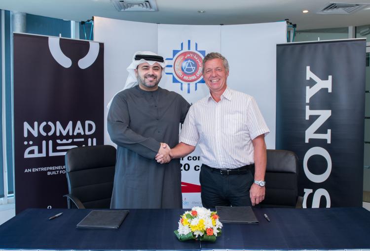 Al Ahli partners with Sony to develop NOMAD creative hub in Dubai