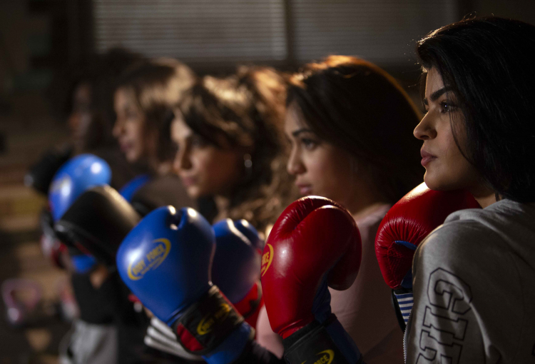 Young Saudi women take centre-stage in new MBC Studios drama 'Boxing Girls'