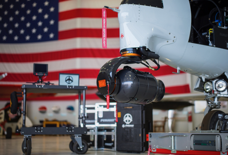 Pursuit Aviation develops new JETCAM system for capturing stabilized images at over 400 MPH