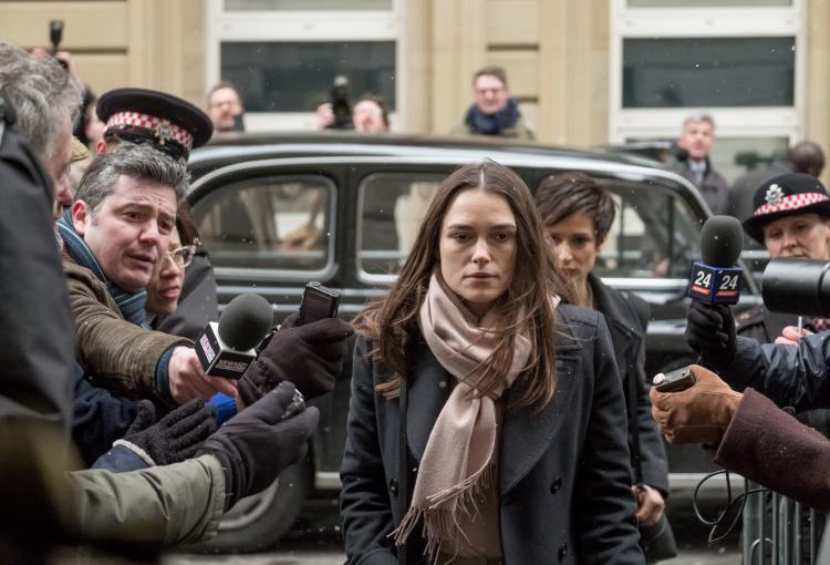 Political thriller 'Official Secrets' shot on Sony Venice
