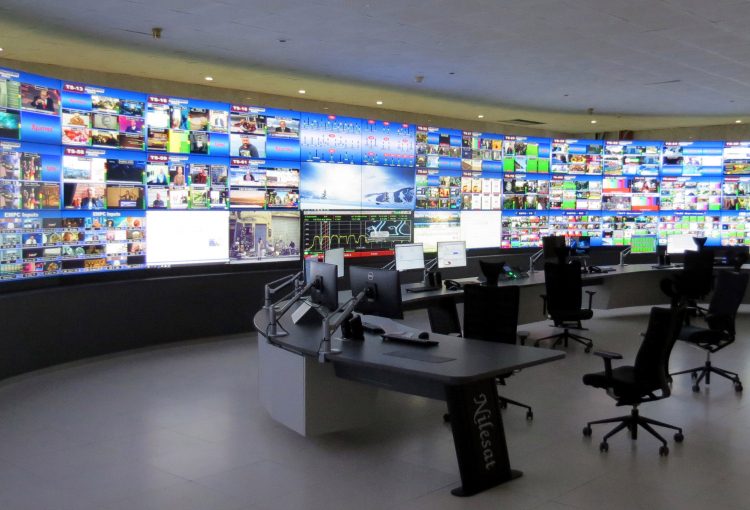 Nilesat completes installation of PlayBox NEO broadcast playout system