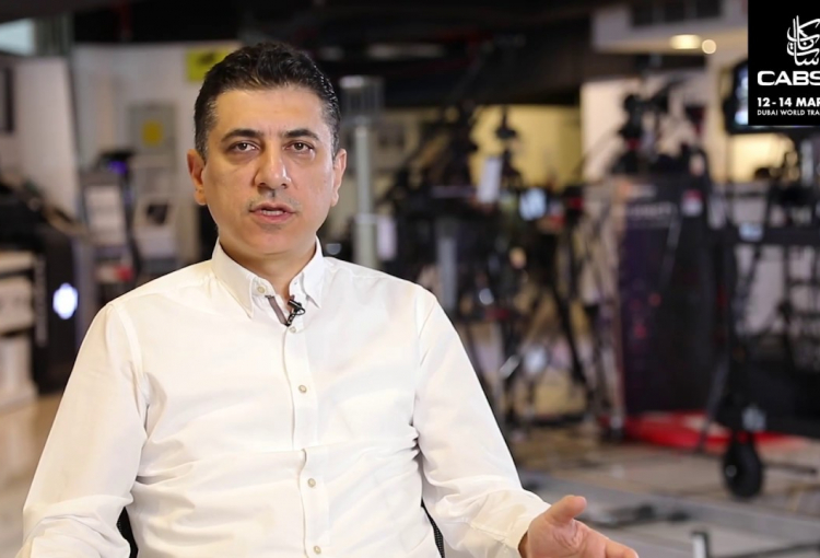 CABSAT 2019: Interview with Advanced Media MD, Alaa Al Rantisi