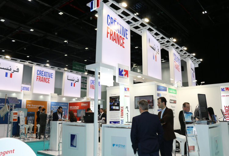 French pavilion to feature 14 companies at CABSAT 2019