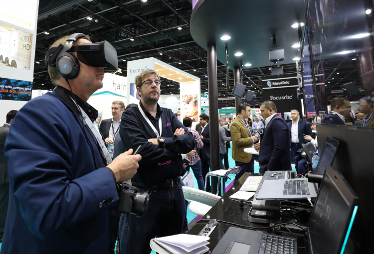 CABSAT 2019 opens today!