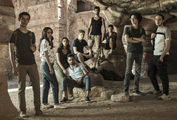 NOW STREAMING: 'Jinn', the first Middle East original series, on Netflix