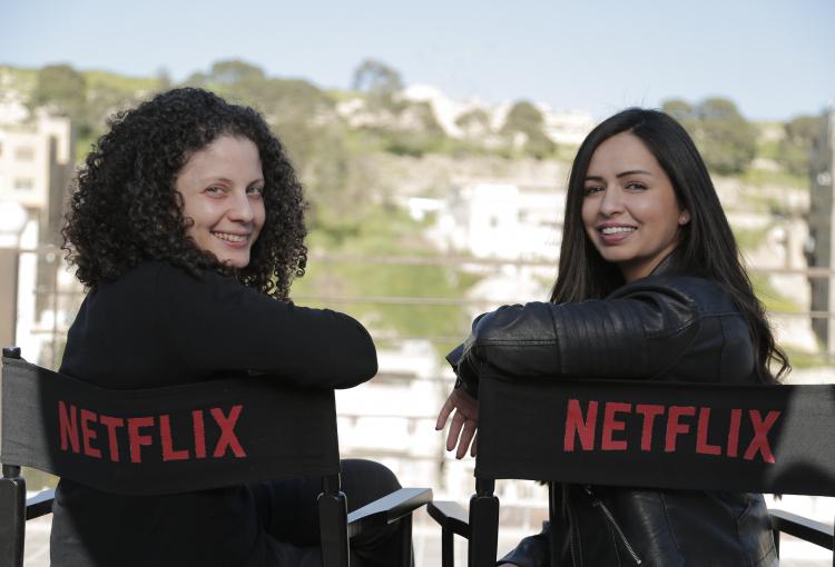 Netflix launches drama with full female Arab cast