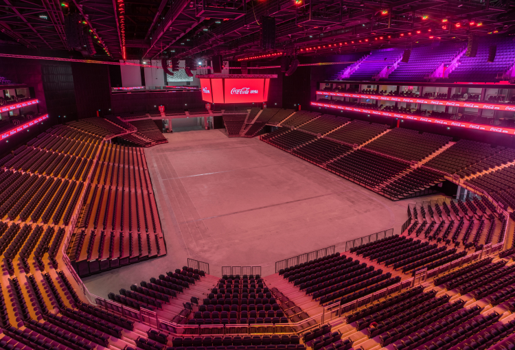First look at Dubai's new Coca-Cola Arena