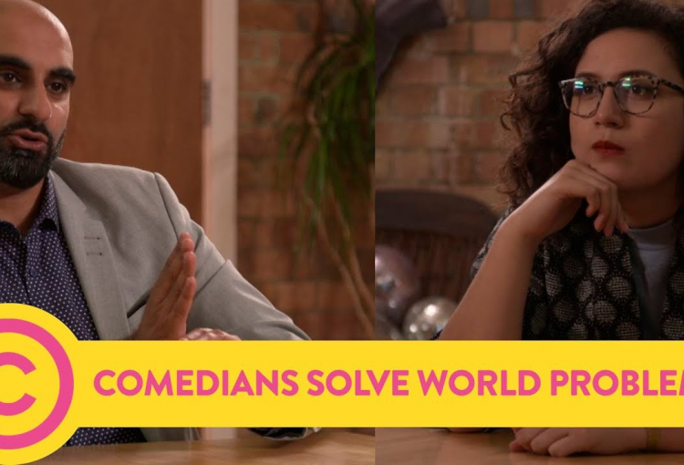 """Comedy Central to produce local MENA version of """"Comedians Solve World Problems"""""""