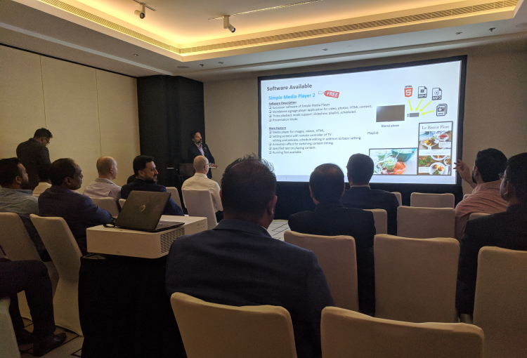 Sony conducts AV Open House showcase in Dubai
