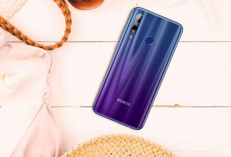 HONOR draws back the curtain on first triple camera phone, HONOR 10i
