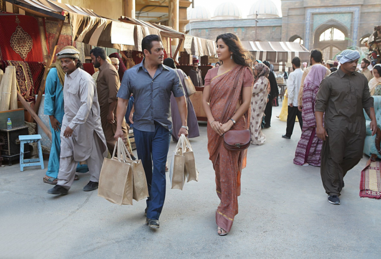 Big-budget Bollywood film 'Bharat' shot in Abu Dhabi