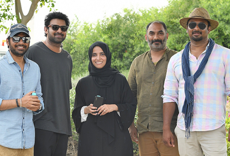 WATCH: Teaser of Bollywood action thriller 'Saaho' filmed in Abu Dhabi