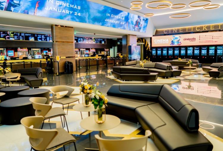 Cinépolis announces 63 screens in six new cinema locations in Saudi Arabia
