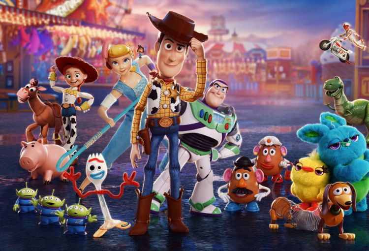 Toy Story 4 breaks global box office record as an animation