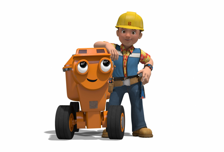 Bob the Builder to make Middle East debut on DKids
