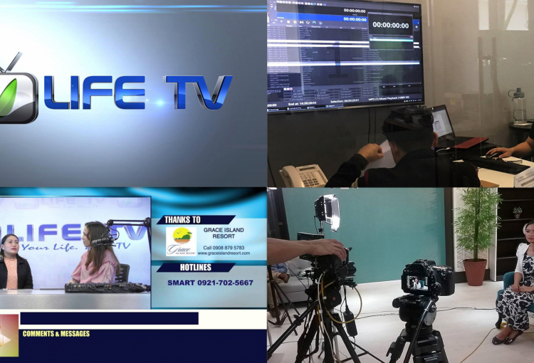 Philippines Life TV Asia selects PlayBox Neo's channel-in-a-box system