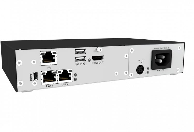 IHSE launches IP module for location-independent accessible KVM matrix