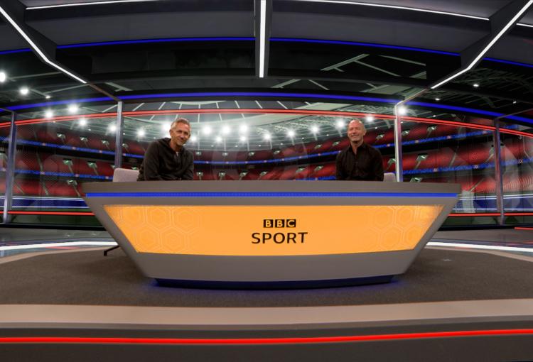 BBC's MOTD to be filmed in 4K UHD virtual studio