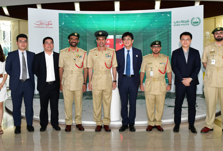 DJI and Dubai Police partner for drone technology