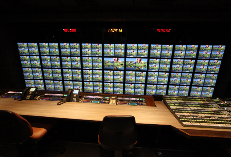 In pictures: What goes in a live OB van