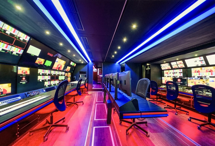Video Progetti completes integration of new OB van for Soul Movie