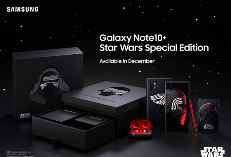 Star Wars Samsung Galaxy Note10+ to be available in UAE