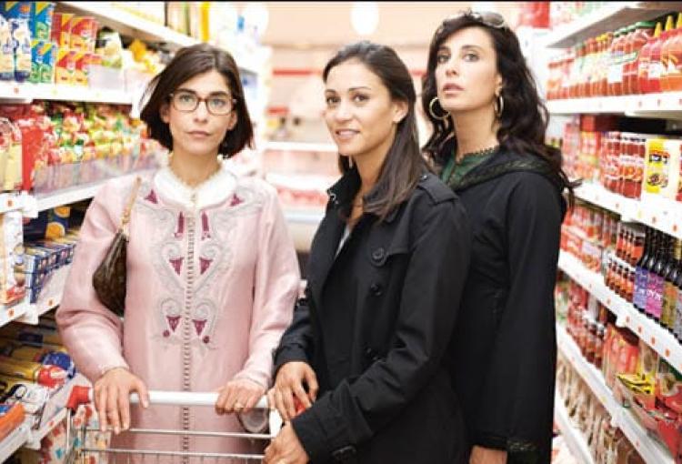Morocco's Laila Marrakchi develops two female-driven projects