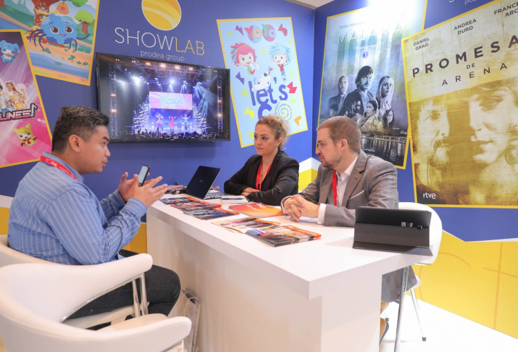 Dubai International Content Market opens today