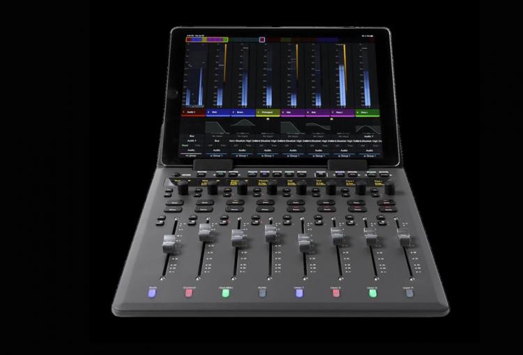Avid debuts S1 audio control surface