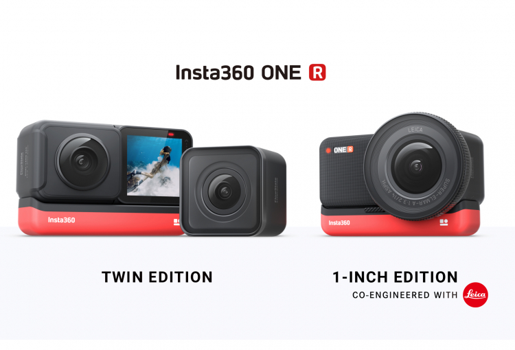 Insta360 enters action camera space with Leica