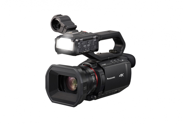 Panasonic reveals addition to CX Series with 4K 50p/60p camcorder