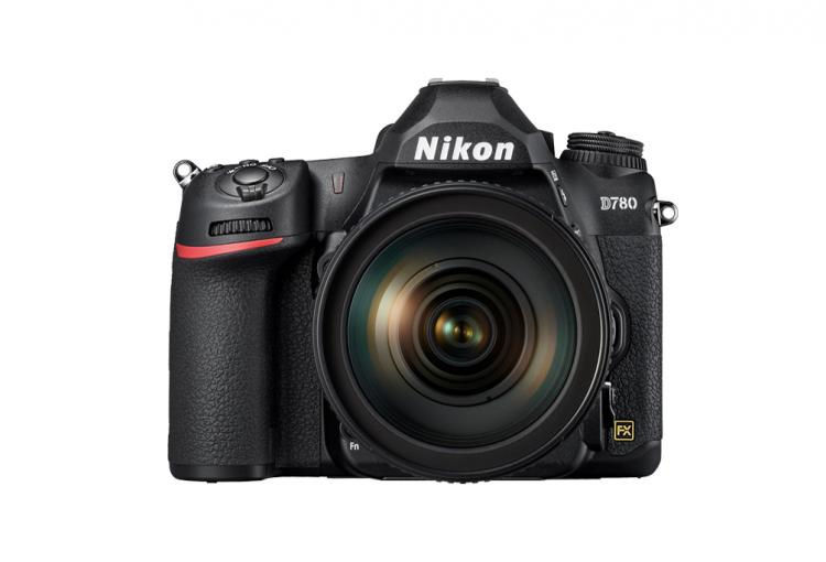 Nikon launches FX-format D780 DSLR camera