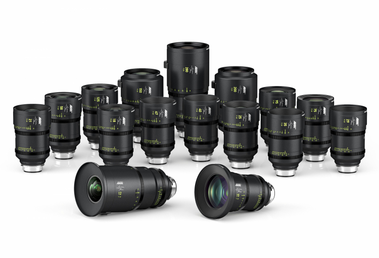 ARRI releases new range of signature prime lenses