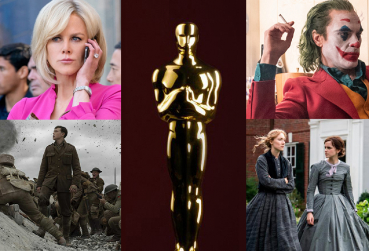Oscars nominations 2020